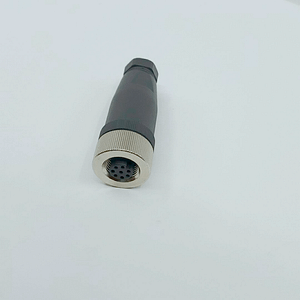M12 8 Pin Female Unshielded